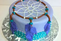 Cake Dream catcher