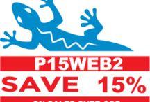 Blue Lizard Specials / Latest promotions and specials from Blue Lizard Australian Sunscreen.
