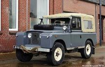 land rover pick up