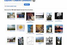 Gratis fotosites / Overzicht van fotosites waar je gratis fotomateriaal kunt downloaden.