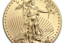 Gold Coins / Gold Coins sold by CBMint