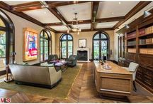Luxurious Home Offices / Home offices the beg for use and bring out your best