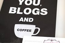 Blogging / my special love for coffee <3 and blogs