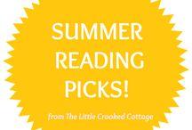 Summer Reading Picks 2015