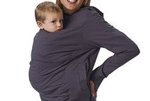 Boba Hoodie + Boba Vest :: Winter Babywearing :: Baby Carrier Cover / This is your quintessential baby carrier cover, a warm snuggle over your warm snuggle on your warm snuggly cool weather stroll, hike or cross-country adventure. Babywearing never felt so cozy. Boba Hoodie. Boba Vest. www.boba.com  Soft, stylish and fits over your Boba carrier with ease. It has a hidden zipper for easy on and off and handy thumbholes to keep your sleeves down. Brilliant. / by Boba - Baby Carriers & Wraps