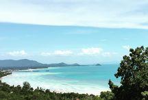 Thailand Koh Samui / Mooie plek