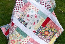 Quilt Ideas / by Barbara Donathan