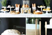 Wedding CHEESE!! / Say Cheese!! wedding ideas, cake, country, mountain of cheese