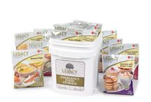Survival Food Meal Kits (25 Year shelf Life) / Legacy Premium Emergency Food Storage/Survival Food Products available at SurvivalFoodNow.com