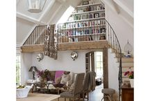 Amazing Bookcases / by Jennifer Campbell
