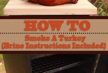 smoke turkey recipes