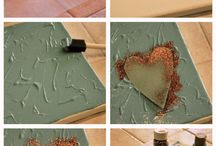 Homemade crafts / by Anna Brown