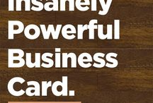 The Lost Art of Business Cards