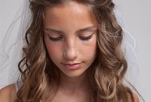 young girl updos