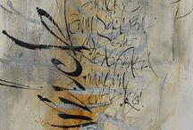 text art / calligraphy