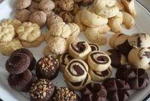on çeşit kurabiye