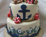 nautic taart