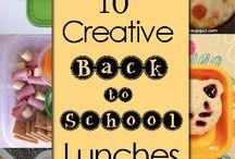 Kiddos Lunch Ideas