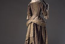 Costume Ideas, 17th Century