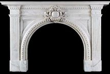 Fireplace / by Amadee Vaughan