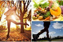 Dbaj o siebie świadomie / Informację o tym jak żyć, aby cieszyć się dobrym zdrowiem.