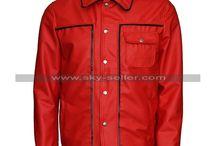 Elvis Presley King Of Rock Red Jacket