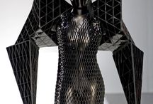 Gareth Pugh / Works by British fashion designer Gareth Pugh
