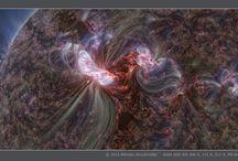 univers / vesmír
