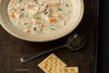 Soup! / Food / by Marci Weidler