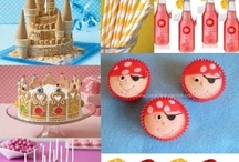 Pirate and princess party / by Lisa Kendall