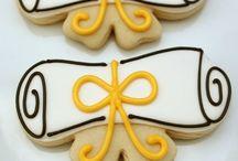 Cookie Inspiration ~ Graduation