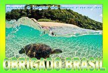Postcards Brasil / Postcards Brasil town