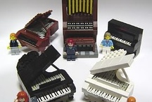 LEGO bouwwerken