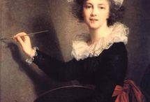 Elisabeth-Louise / Elisabeth-Louise Vigee Le Brun / by Dianne Hamer