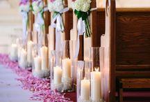 Wedding Aisle Decorations