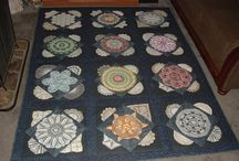 Quilts from doilies