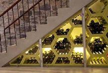 Bodega de vinos en casa