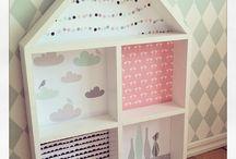 Pretty in Pink Nursery Decorating Ideas