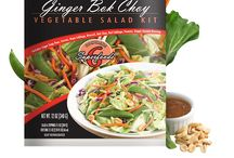 Gourmet Vegetable Salad Kits