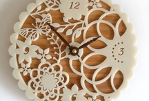 Clocks / Inspiration for my DIY project