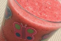 Daniel's Fast smoothies