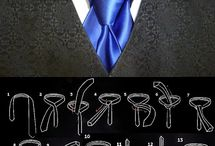 Tying the correct knot