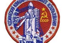 Soviet space patches