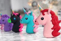 Oggetti a unicorno