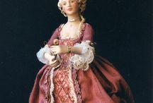 Dolls - Miniature