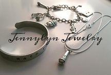 JENNYLYN JEWELRY / Quality, hand-made, inspirational jewelry.