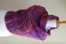 Mulberry shawl