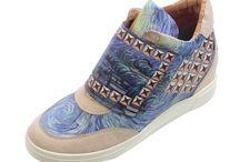 High Top Sneakers / by LeBunny Bleu