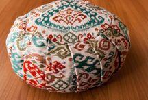 cojines de meditación zafu