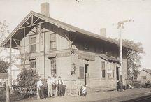 Railroad Depots in Missouri / Images of Railroad Depots in Missouri.